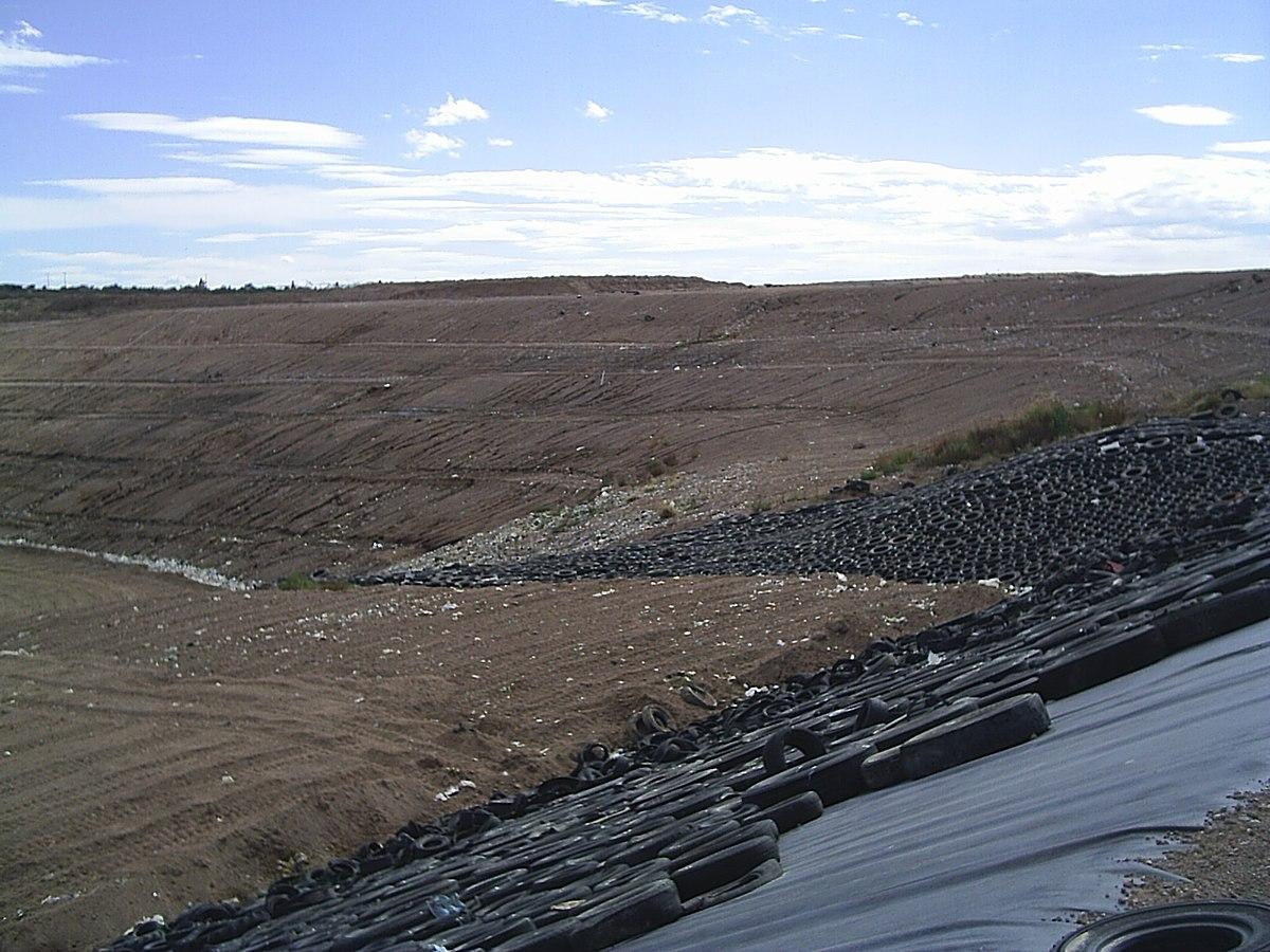 Landfill Liner Wikipedia
