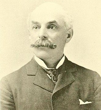 George Bell Swift - Image: George Bell Swift, Mayor of Chicago