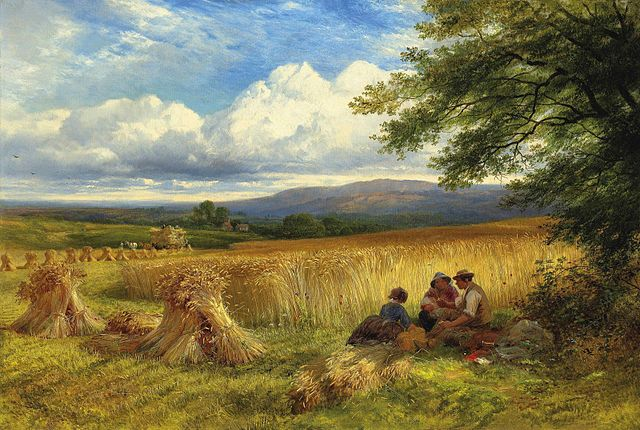 Roll to Dodge! - Page 14 640px-George_Cole_-_Harvest_Rest
