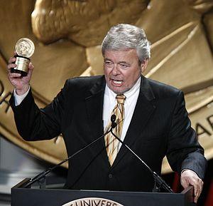 George Knapp (journalist) - Knapp at the 68th Annual Peabody Awards