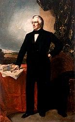 George Peter Alexander Healy:Millard Fillmore
