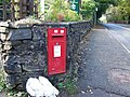 George VI postbox, Betws-y-Coed - geograph.org.uk - 1005342.jpg