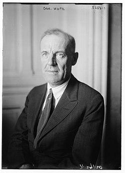 George White (Ohio politician) circa 1920.jpg