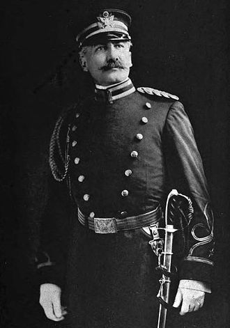 George Windle Read - Read as commander of II Corps.