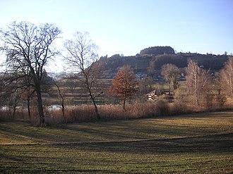 Gerzensee - Gerzensee and Gerzensee village