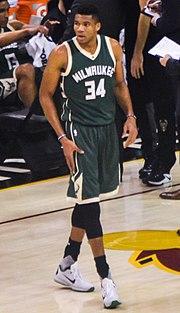 Giannis Antetokounmpo - Wikipedia