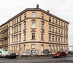 Gießerstraße in Leipzig