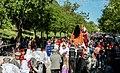 Gigantes y cabezudos, pasacalles castizos, música y talleres culturales para niños y niñas en el día grande de San Isidro 05.jpg