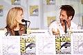 Gillian Anderson & David Duchovny (9347314770).jpg