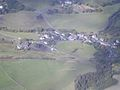 Gilsland from the air, 13 October 2012.jpg