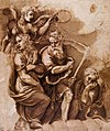 Giulio Romano - Victory, Janus, Chronos, and Gaea - WGA09625.jpg