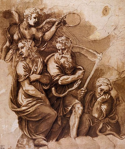 File:Giulio Romano - Victory, Janus, Chronos, and Gaea ...
