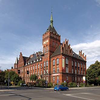 Gliwice - Silesian University of Technology, Faculty of Chemistry