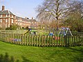 Gloucester, Playground behind the Wotton House - geograph.org.uk - 1100432.jpg