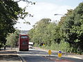 Go South Coast events fleet 1973 X573 EGK and East Cowes York Avenue 2.jpg