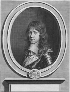 Godefroy Maurice nel 1657