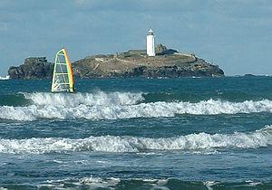 Godrevy Lighthouse - Image: Godrevy Light House
