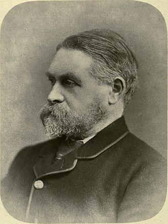 Henry Haversham Godwin-Austen - Godwin-Austen in an image published in 1890
