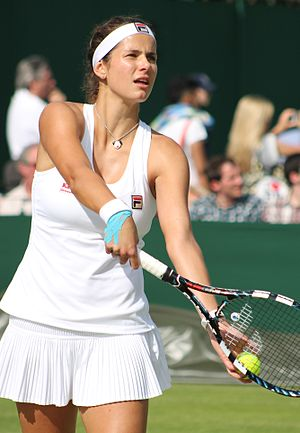 Julia Görges - Görges at the 2013 Wimbledon Championships