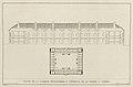 Goetghebuer - 1827 - Choix des monuments - 063 Plan Caserne infanterie Ypres.jpg