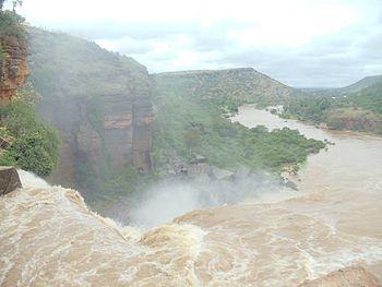 Gokak falls top view.jpg