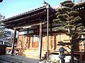 Gokashô-kondô-chô - Jôei-ji Buddhist Temple - Hondô Sanctuary.jpg