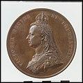 Golden Jubilee Medal of Queen Victoria MET DP100545.jpg