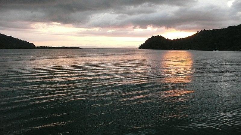 File:Golfito at Sunset - panoramio.jpg