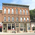 Goodyear Block Historic Building, Manchester, Michigan.JPG
