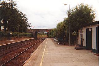 Gorey railway station