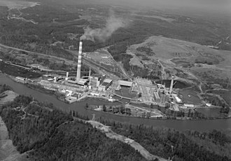 Alabama Power - William Crawford Gorgas Electric Generating Plant