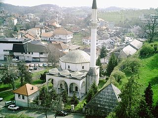Gradačac City in Federation of Bosnia and Herzegovina, Bosnia and Herzegovina