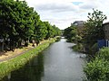 Grand Canal from Macartney Bridge - geograph.org.uk - 189890.jpg
