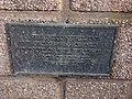 Grand Union Canal - Lode Lane to Dove House Lane - Lode Lane Bridge - bronze plaque (33168788336).jpg