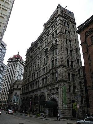 Charles Bickel - Image: Granite Building Pittsburgh