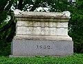 Gravestone Johann Spurzheim.JPG
