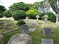 Graveyard on St Michael's Mount - geograph.org.uk - 1389088.jpg