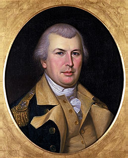 Nathanael Greene American general in the American Revolutionary War
