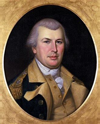 Nicholas Cooke -  Nathanael Greene became commander of the Army of Observations under Cooke's governorship