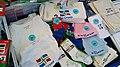 Groninger flag baby clothes, Paasmarkt Winschoten (2019).jpg