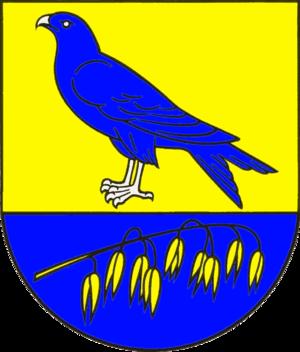 Großenwiehe - Image: Grossenwiehe Wappen