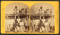 "Group of Zuni Indian ""braves,"" at their pueblo, N.M, by O'Sullivan, Timothy H., 1840-1882.png"