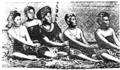 Groupe de femmes à Wallis, 1900.png