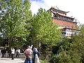 Guishan Temple main prayer hall side rear.JPG
