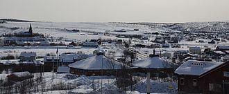 Kautokeino - Image: Guovdageaidnu