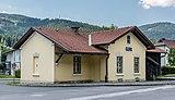 Gurk Die Gurktalbahn ehemaliger Bahnhof 13062017 9428.jpg