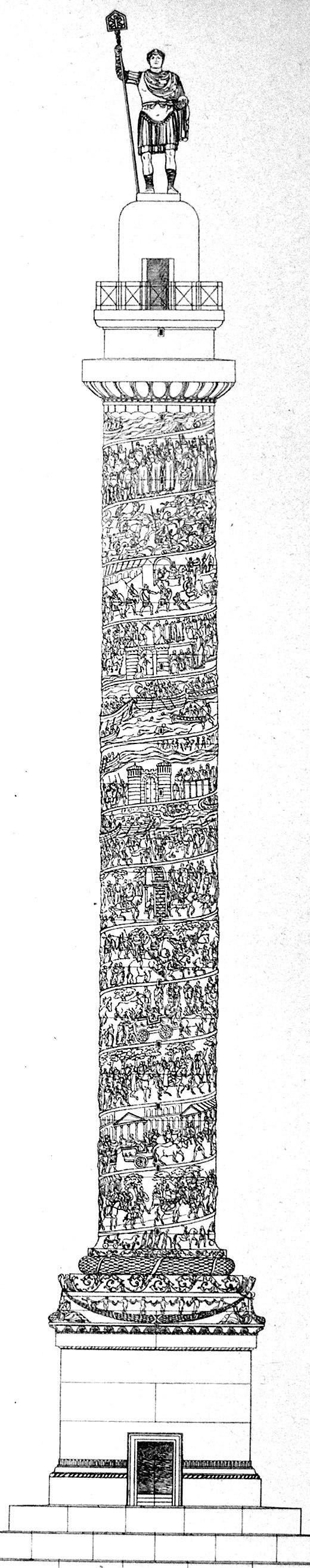 Gurlitt Arcadius Column