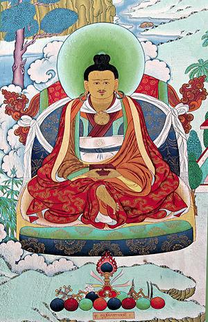 Tertön - Image: Guru Chowang