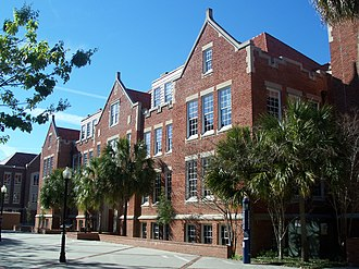University of Florida College of Liberal Arts and Sciences - Anderson Hall