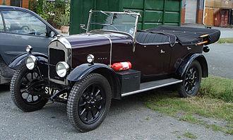 Gwynnes Limited - 1929 Gwynne 10 hp